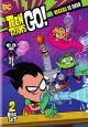Cover for Teen Titans go! Season 4, part 1.: Recess is over