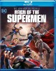 Cover for Reign of the Supermen