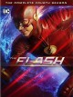 Cover for The Flash, the complete fourth season
