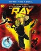 Cover for DC freedom fighters. The ray