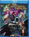 Cover for Batman Ninja