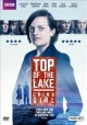 Cover for Top of the lake. China girl