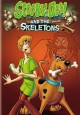 Cover for Scooby-Doo! And the Skeletons