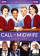 Cover for Call the midwife. Season seven.