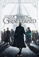 Cover for Fantastic beasts. The crimes of Grindelwald