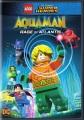 Cover for Lego DC comics super heroes. Aquaman: Rage of Atlantis