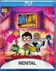 Cover for Teen Titans go! To the movies