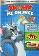 Cover for Tom & Jerry - Me Oh Mice Triple Feature