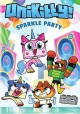 Cover for UniKitty!. Sparkle party