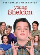 Cover for Young Sheldon. The complete first season