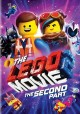Cover for The LEGO movie. The second part