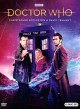 Cover for Doctor Who: The Christopher Eccleston & David Tennant Collection