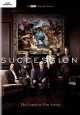Cover for Succession. The complete first season.