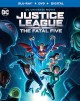 Cover for Justice League vs. The Fatal Five