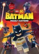 Cover for Lego DC Batman. Family matters