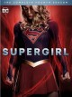 Cover for Supergirl. The complete fourth season.