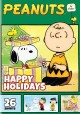Cover for Peanuts. Happy holidays.