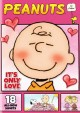 Cover for Peanuts by Schulz: It's Only Love