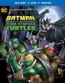 Cover for Batman Vs Teenage Mutant Ninja Turtles