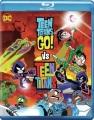 Cover for Teen Titans Go! Vs Teen Titans