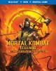 Cover for Mortal Kombat Legends: Scorpion's Revenge