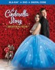 Cover for Cinderella Story, A: Christmas Wish