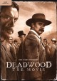 Cover for Deadwood: the movie