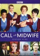 Cover for Call the midwife. Season nine.
