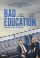 Cover for Bad Education