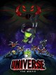 Cover for Ben 10 vs. the universe: the movie