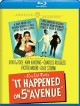 Cover for It Happened on Fifth Avenue