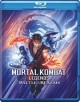 Cover for Mortal Kombat Legends: Battle of the Realms