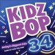 Cover for Kidz bop. 34