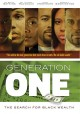 Cover for Generation One: The Search for Black Wealth