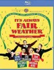 Cover for It's always fair weather