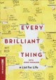 Cover for Every Brilliant Thing