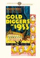 Cover for Gold diggers of 1933