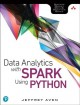Cover for Data analytics with Spark using Python