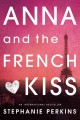 Cover for Anna and the French kiss