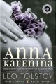Cover for Anna Karenina: a novel in eight parts