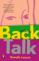 Cover for Back talk: stories