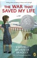 Cover for The war that saved my life