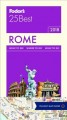 Cover for Fodor's 25 Best 2018 Rome