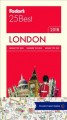 Cover for Fodor's 25 Best 2018 London