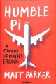 Cover for Humble Pi: a comedy of mathematical error.