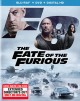 Cover for The Fate of the Furious