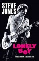 Cover for Lonely Boy: tales from a Sex Pistol