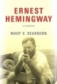 Cover for Ernest Hemingway: a biography