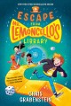 Cover for Escape from Mr. Lemoncello's library