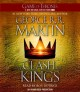 Cover for A clash of kings